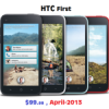 "New ""HTC first"" Smartphone with ""Facebook Home"" come 12 April 2013"