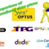 Optus's 1GB data plan costs $20 while Savvytel offer it for just $9.99