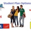 Best options of mobile connections for Students.