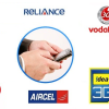 How much 1GB 3G data plans Costs in India ?: December'13