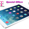 Best iPad Air tablet offer: T-Mobile, AT&T, Sprint and Verizon, USA