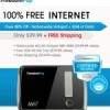 FreedomPop offers absolutely Free 4G Mobile Data with MiFi