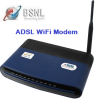 BSNL launches promotional 100% cash back offer on ADSL WiFi modem
