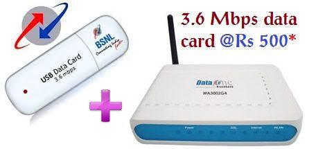 BSNL datacard2