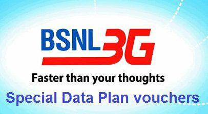 BSNL-3G data plan