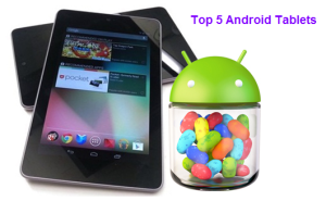 top5 tablets
