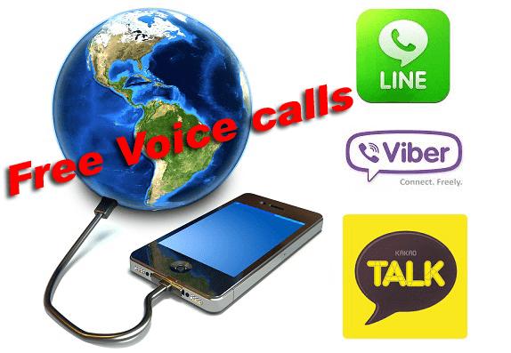 free voice calls copy