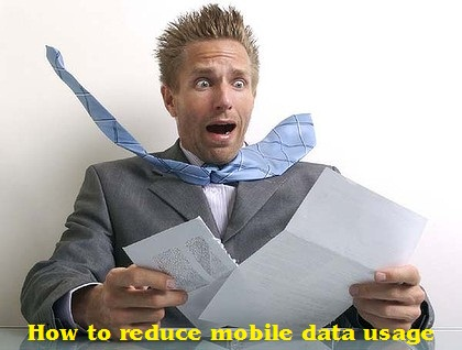 reduce mobile bill