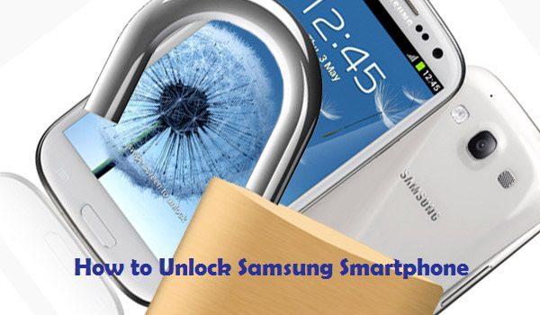 samsung GS unlock
