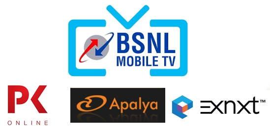 bsnl mobile tv2