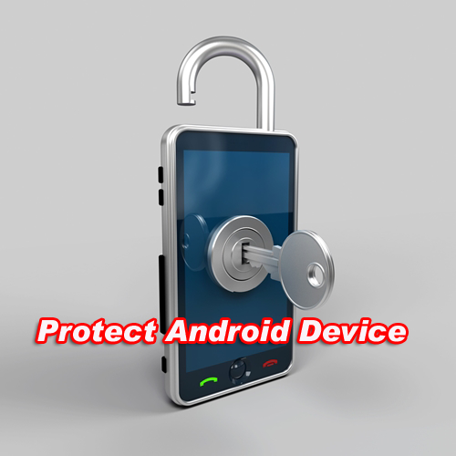 protection-Android device copy