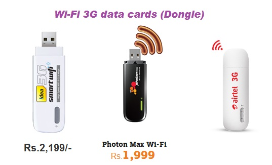 Another way to unlock your 3g data card / dongle for Free