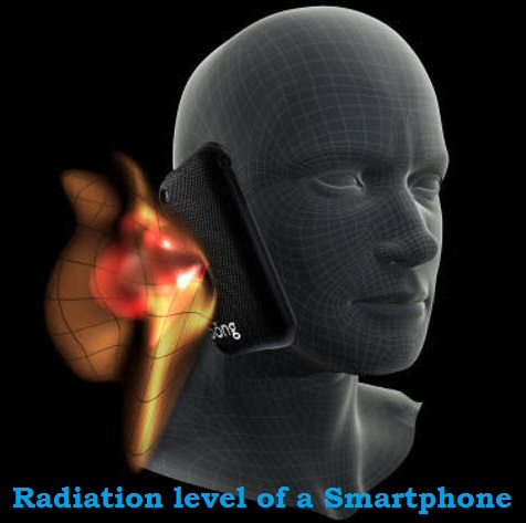 Check Radiation level (SAR) of your Smartphone by USSD code *#07