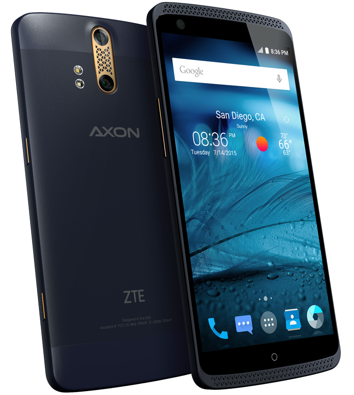 Axon-phone